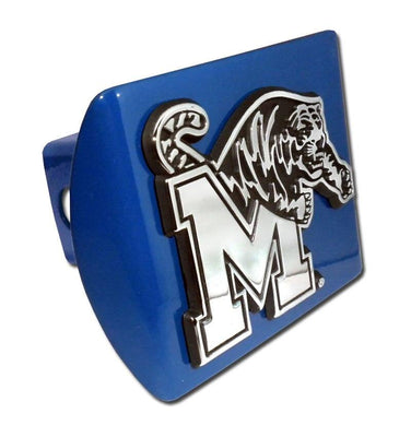 University of Memphis Royal Hitch Cover