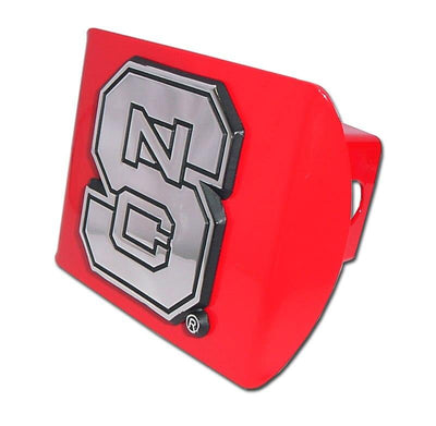 North Carolina State University Red Hitch Cover