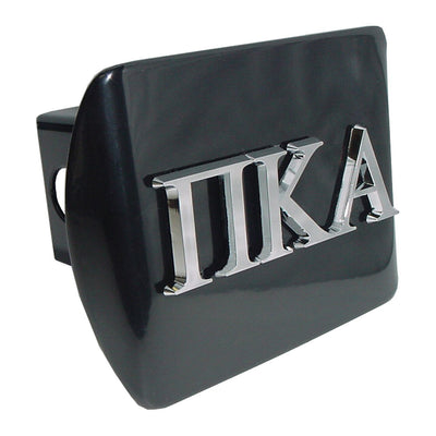 Pi Kappa Alpha Fraternity Black Hitch Cover