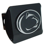 Penn State University Black Hitch Cover