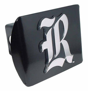 Rice University Black Hitch Cover