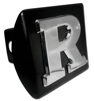 Rutgers University Black Hitch Cover