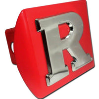Rutgers University Red Hitch Cover