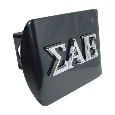 Sigma Alpha Epsilon Fraternity Black Hitch Cover