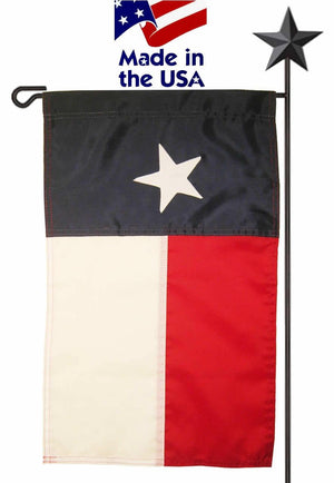 State of Texas Garden Flag