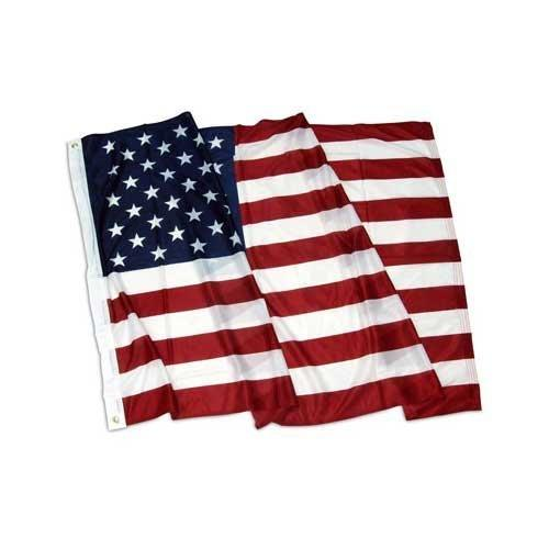 Superknit Polyester 3x5 American Flag