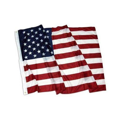 Superknit Polyester 2x3 American Flag
