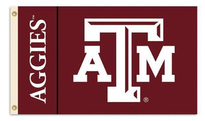 Texas A&M Aggies 3x5 Flag