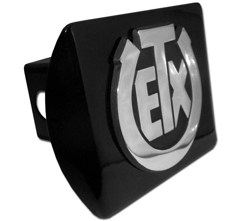 University of Texas Exes Black Hitch Cover