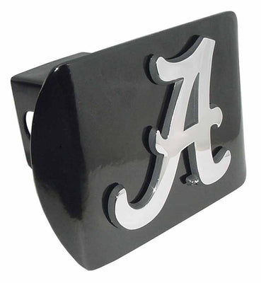 University of Alabama A Black Hitch Cover