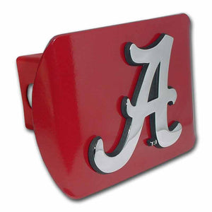 University of Alabama A Crimson Hitch Cover