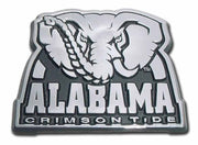 University of Alabama Crimson Tide Chrome Car Emblem