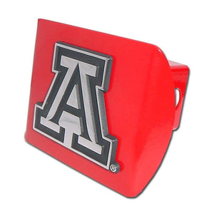 University of Arizona Red Hitch Cover