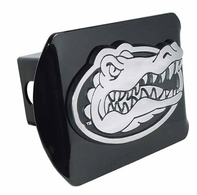 University of Florida Gator Head Black Hitch Cover