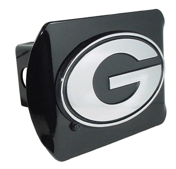 University of Georgia G Hitch Black Cover