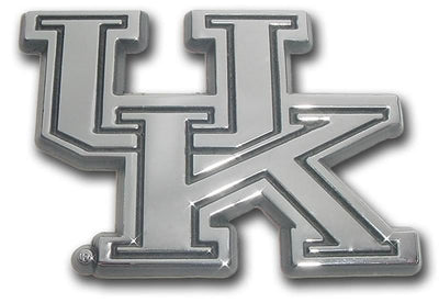 University of Kentucky Chrome Car Emblem