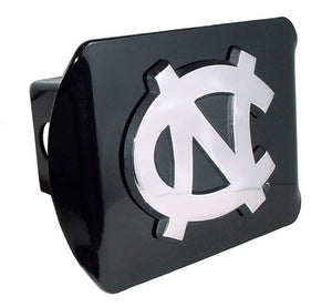 University of North Carolina NC Black Hitch Cover