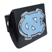 University of North Carolina Color NC Black Hitch Cover