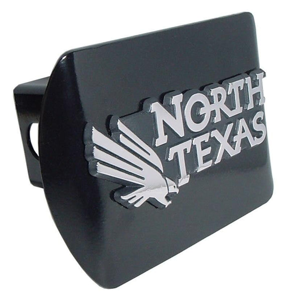 University of North Texas Black Hitch Cover