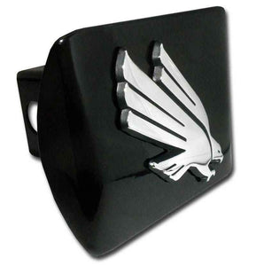 University of North Texas Eagle Black Hitch Cover