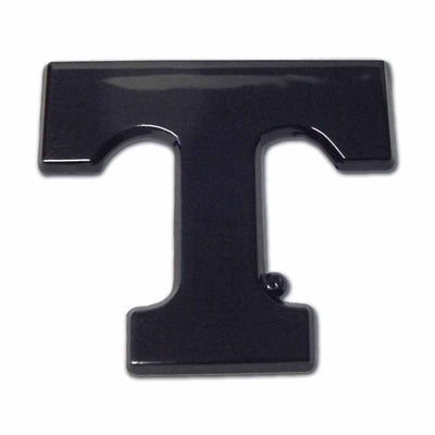 University of Tennessee Black T Car Emblem