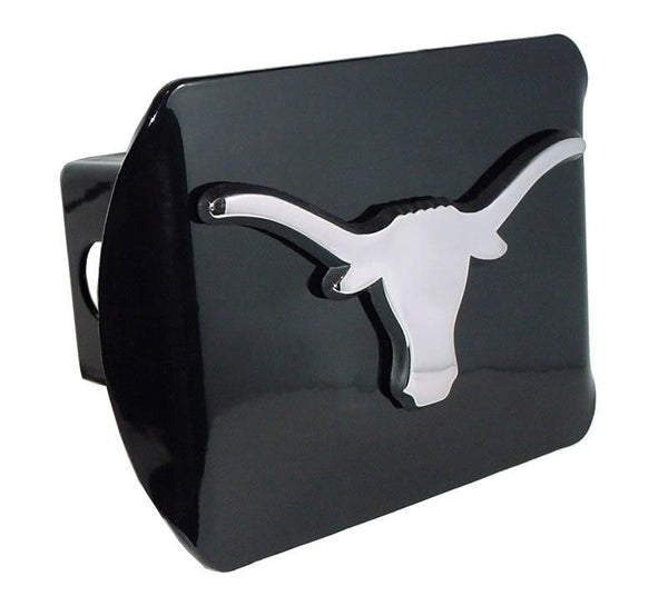 University of Texas Longhorn Black Hitch Cover