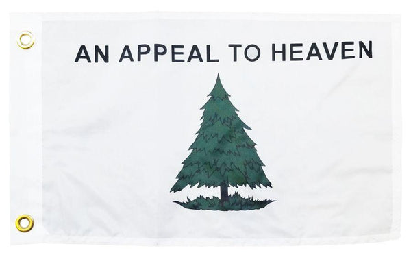 Washington's Cruisers An Appeal to Heaven Boat Flag - I AmEricas Flags