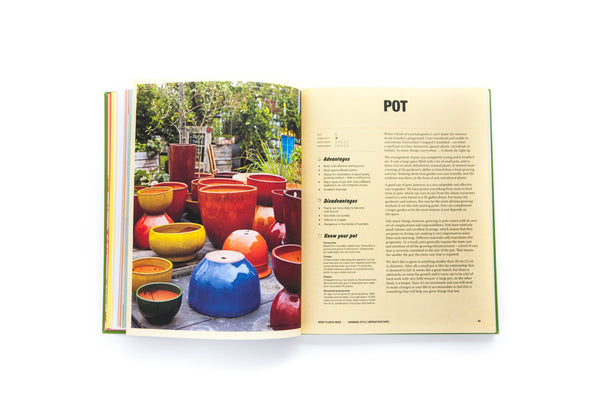 Understanding pots extract from Grow Food Anywhere
