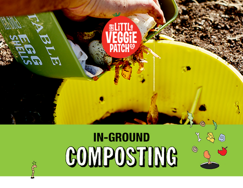 In Ground Composting