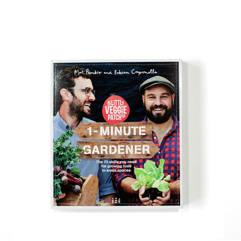 Book Three: 1-Minute Gardener
