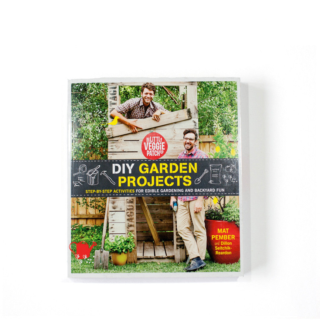 Book 4 Diy Garden Projects The Little Veggie Patch Co