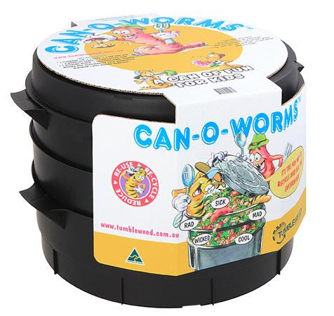 Can 'O' Worms