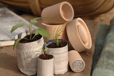 Eco Pot Maker Set