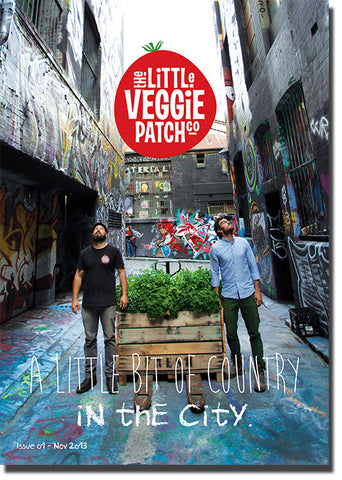 Little Veggie Patch Co's Digital Magazine - Nov 13