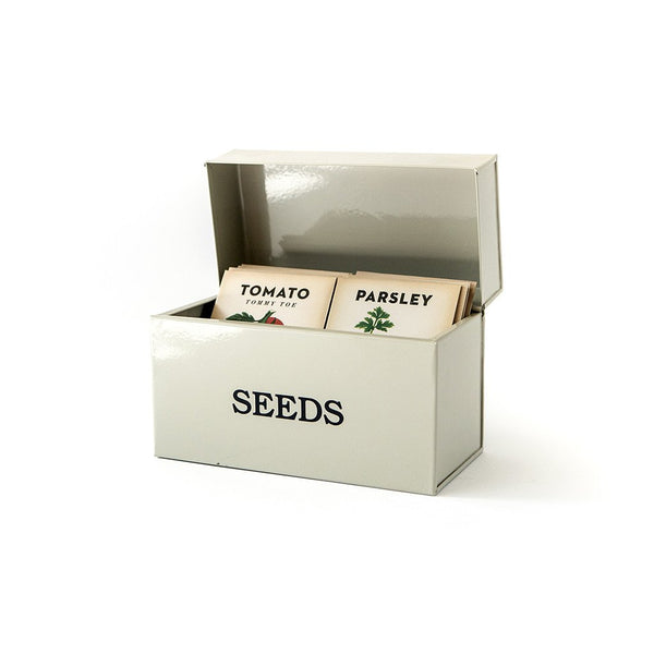 Summer Seed Bundle + Paper Pot Maker + Seed Tin