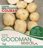 Coliban Seed Potatoes