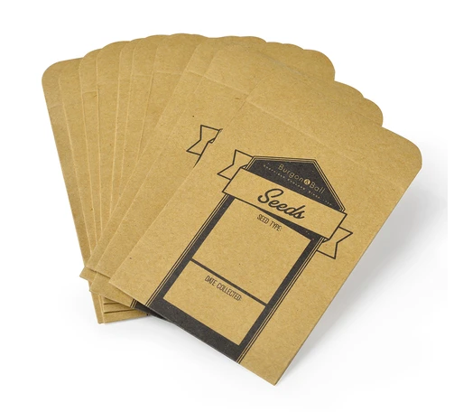 Seed Envelopes Burgon & Ball