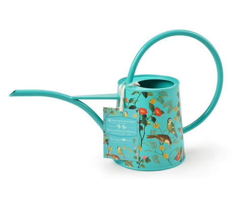 Flora & Fauna Indoor Watering Can by Burgon & Ball