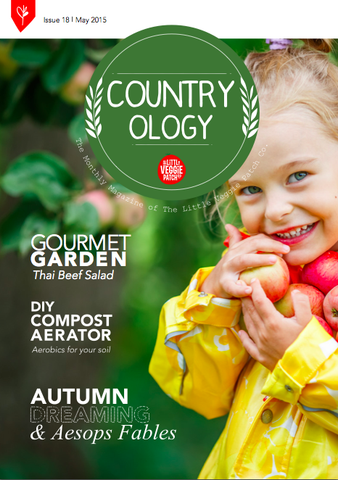 Little Veggie Patch Co's Digital Magazine - May 2015