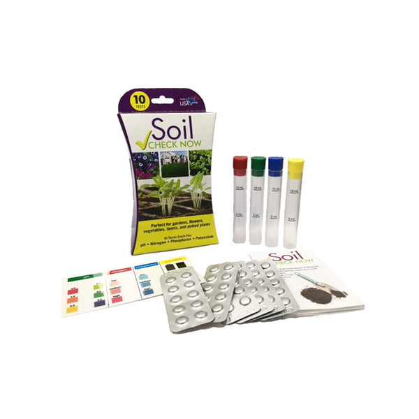 Soil Check Now Test Kit