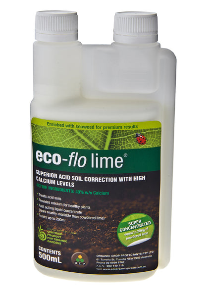 Eco-flo Lime 500ml