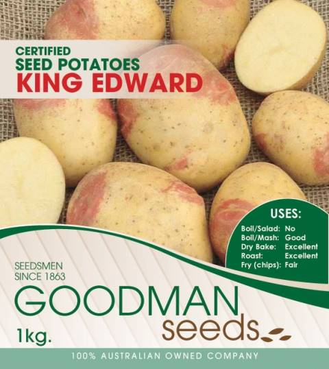 King Edward Seed Potatoes