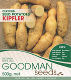 Kipfler Seed Potatoes