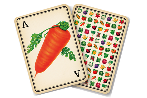 Little Veggie Patch Co Playing Cards