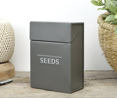 Seed Storage Tin ~ Small