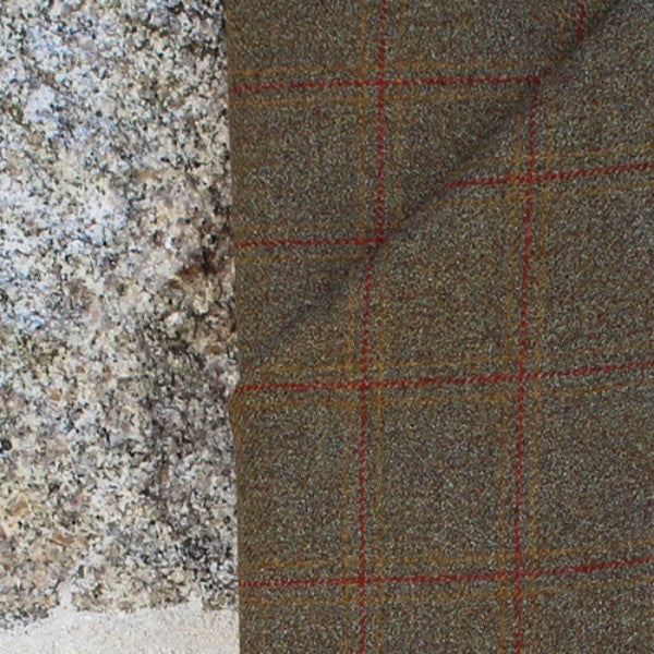 Strathspey Tweed - Fada Sample