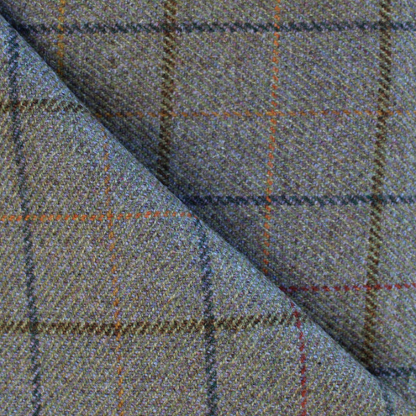 Strathspey Tweed - Farragon Sample