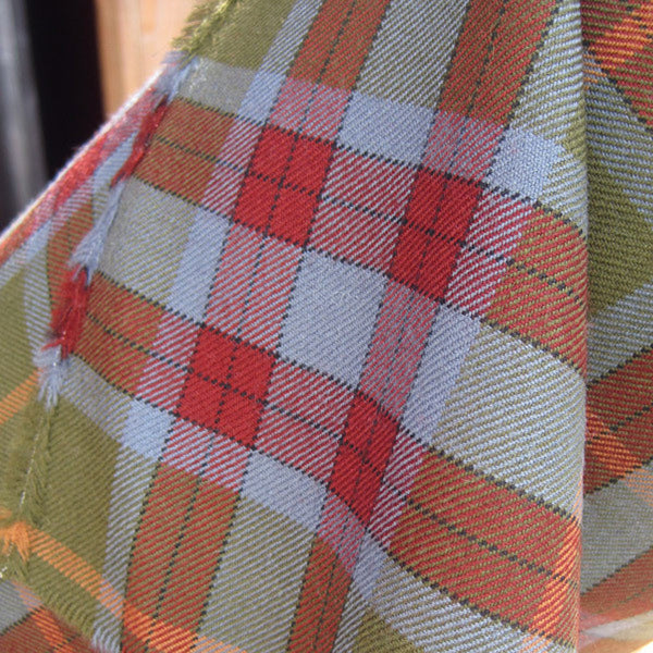 Tartan Worsted Sample