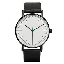 Load image into Gallery viewer, Men's Leather Watch