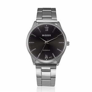Steel Men's Watch